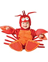 InCharacter Unisex-baby Infant Lobster Costume
