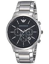Emporio Armani Analog Black Dial Men's Watch - AR2460