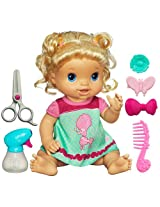 Funskool Baby Alive Beautiful New Baby Blonde
