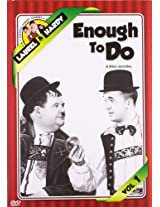 Laurel And Hardy - Vol -1 - Enough To Do