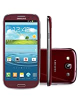Samsung GALAXY S3 I747 16GB - Red