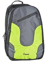 Zwart UDIVO-FG 20 L Medium Laptop Backpack