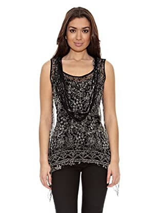 Sándalo Top Chic (Negro)