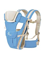 Cuddle Snuggle - Comfortable Baby Carrier (Blue Cream) from R for Rabbit