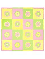 Tadpoles Playmat Set, Flowers