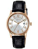 Esprit ES Gentle Ultimate Analog White Dial Men's Watch - ES108701004
