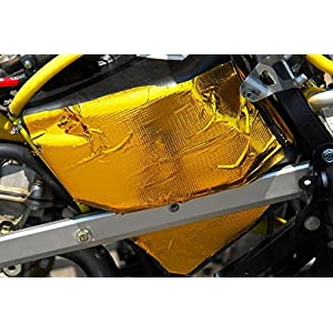 "CV4 THP10303-29 Gold 12"" x 28"" 650° F Heat Shield"