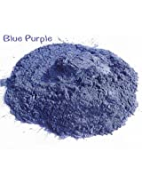 30g Healthy Natural Mineral Mica Powder Diy For Soap Dye Soap Colorant makeup eyeshadow Soap Powder (blue purple)