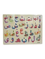 Arabic Alphabets.