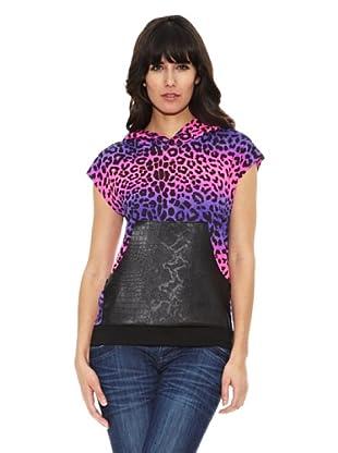 Pietro Garcia Camiseta Corta Wuxi (Multicolor)
