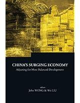China's Surging Economy: Adjusting For More Balanced Development: Volume 11