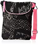 Be for Bag Chic Safari Collection Zoofari Women's Sling Bag (Black)