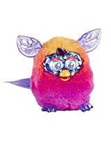 Furby Boom Crystal Series Furby (Orange/Pink)
