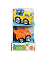 Fisher-price Lil Zoomers Safari Speedsters
