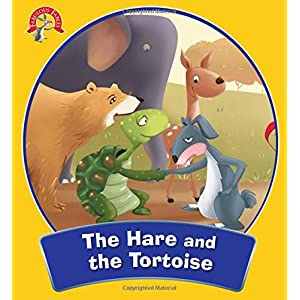 Fabulous Fables-The Hare And The Tortoise