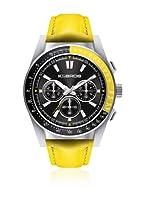 K&BROS Reloj 9902 (Amarillo)