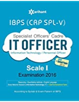 IBPS (CRP SPL-V)  Specialist Officer IT OFFICER 2016 Study Guide
