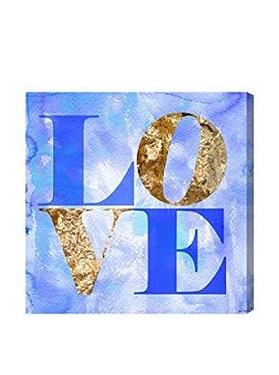 Oliver Gal Artist Co. Build On Love Sky, Multi, 20