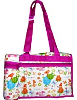 Baby Dreams Bag with Bottle warmer (Pink)
