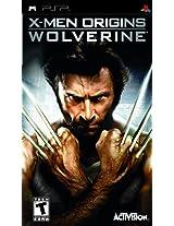 X-Men Origins: Wolverine - Sony PSP