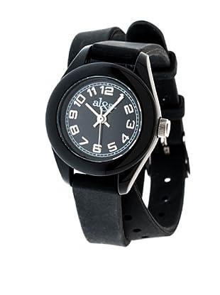 al&co Reloj Double Strap Negro