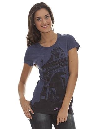 Paramount Camiseta Paramount Pictures (Azul)