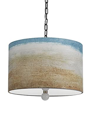 3-Light Benz's Seaside Pendant