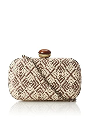 Urban Expressions Women's Laguna Clutch, Brown