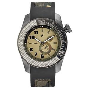 Fastrack 3006QP01 Men's Watch
