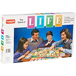 Funskool's The Game of Life (Ages 9+)