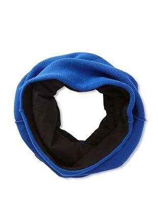 Plush Women's Fleece Lined Neckwarmer (Cobalt)