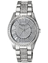 Kenneth Cole  Analog Silver Dial Women's Watch - IKC0031