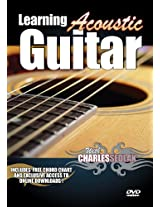 Acoustic Guitar Lessons: Learning Acoustic Guitar - Learn how to play acoustic guitar instructional video