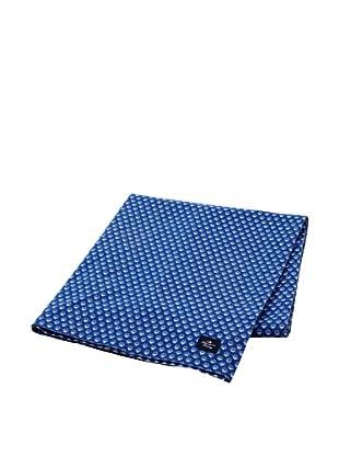 Lexington Company Mantel Arbolitos (Azul / Blanco)
