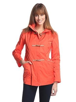 Rainforest Outerwear Women's Packable Duffel Parka (Flame)