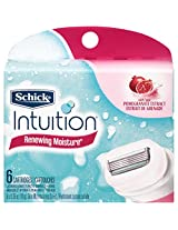 Schick Intuition Plus Renewing Razor