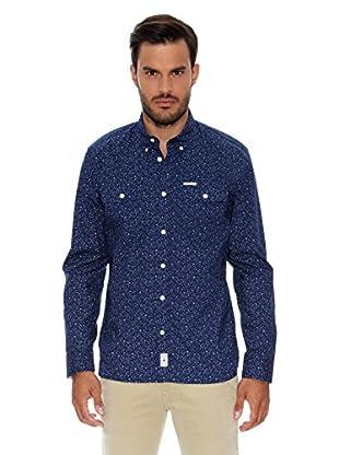 Pepe Jeans London Camisa Hombre Michael (Azul Oscuro)