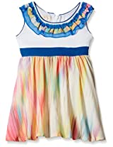 Happy Face Girls' Dress