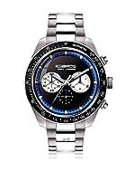 K&BROS Reloj 9481 (Negro Azul)