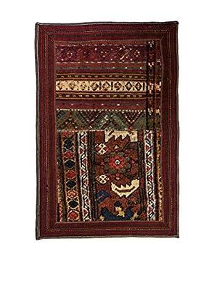 Navaei & Co Teppich Persian Classic Patchwork mehrfarbig 104 x 65 cm
