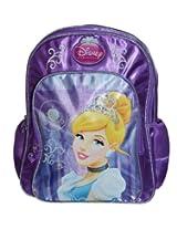 Princess 40 litres Purple Children's Backpack (St-Dpc-2009-16)