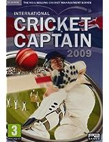 INTERNATIONAL CRICKET CAPTAIN 2009 - PC DVD