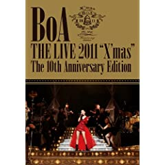 BoA THE LIVE 2011�gX�fmas�h The 10 th  Anniversary  Edition [DVD]