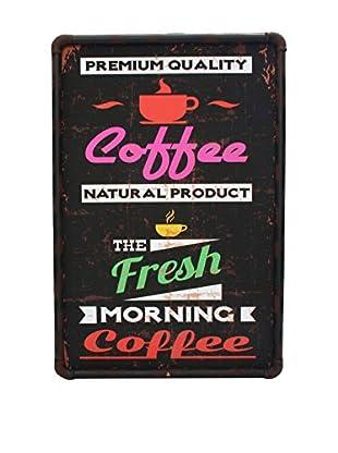 SuperStudio Wandbild Morning Coffee