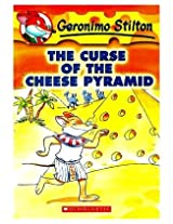 Scholastic - The Curse Of The Cheese Pyramid