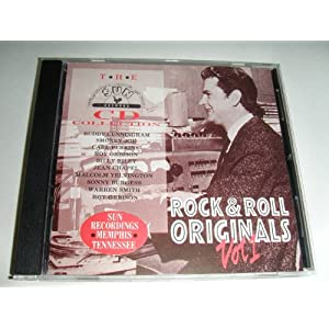 The Sun CD Collection - Rock 'n' Roll Originals - Volume 1