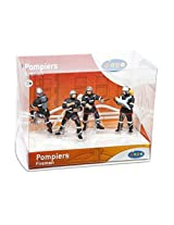 Papo Boxed Set of 4 Firemen