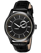 Timex Analog Black Dial Men's Watch - TWEG14608