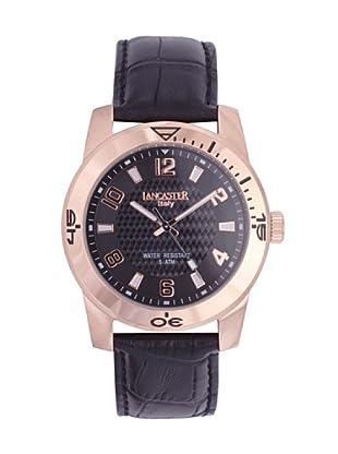 Lancaster Uhr mit Miyota Uhrwerk Sporttimeleader Rosé  45 mm