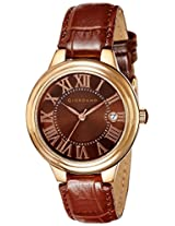 Giordano Analog Brown Dial Women's Watch - A2034-03